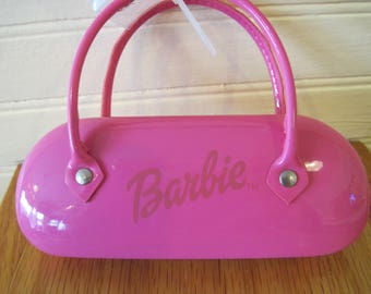 Child-size Barbie Glasses Case with Barbie-size Glasses - Item #1521