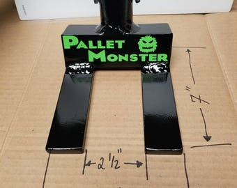 Pallet Monster Pallet Tool  *** Heavy Duty ****  Custom Made  Pallet Breaker ***Free Fast Shipping!***