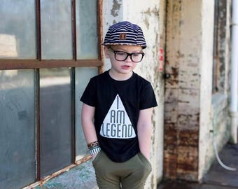 Urban style street clothes - street style clothes - trendy boy clothes - monochrome - black and white - toddler boy - baby boy - tee - shirt