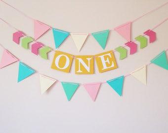 Pastel birthday, First birthday decor, Wild one, Boho, Pow wow, Cake smash photo props