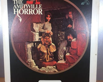 Amityville Horror Video Disc