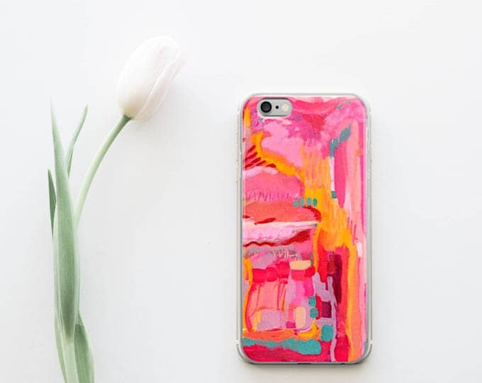 Pink Paradise - iPhone Case- Free Shipping