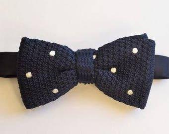 Floral Pre-tied Bow Tie
