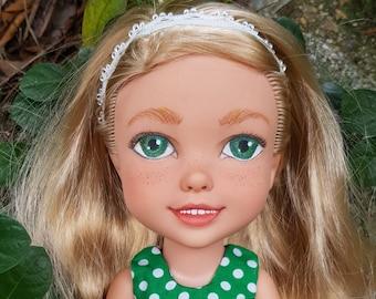 Meet Zoe - Madeunder Rapunzel Disney doll