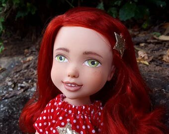 Meet Melody - Madeunder Ariel Disney doll