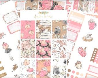 Marie Collection  -  For Erin Condren Life Planner Happy Planner Plum Paper kikki k filofax planner stickers