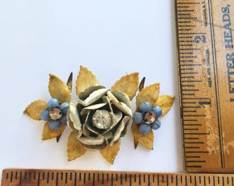Vintage Shabby Chic Flower Decoration