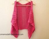 Summer Vest Crochet PATTE...