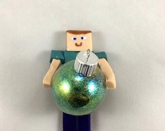 Minecraft Steve Ornament