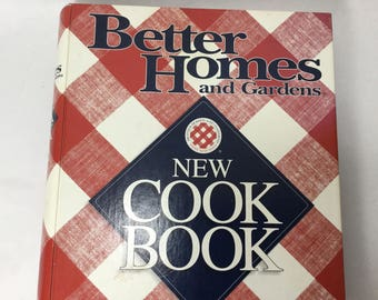 Better Homes 1996 Cookbook, Better Homes and Gardens New Cook Book