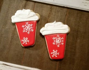 Christmas Lattes