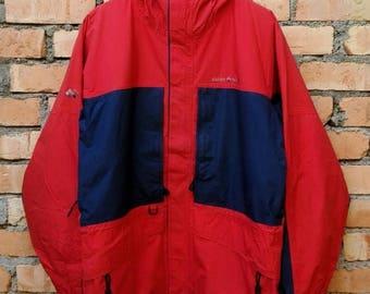 OFF 15% Rare!!!Mont Bell Windbreaker Jacket Hoodie L Size