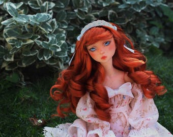ball jointed doll Charlotte, Full set,collectible resin OOAK,BJD resin doll, art doll