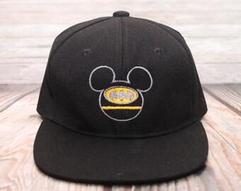Batman Mickey Ears Youth Hat