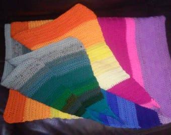 Four Seasons Lap Blanket