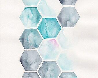 Ocean Hexagons