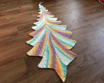 Unicorn Tail Scarf