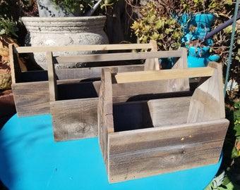 Vintage Inspired Tool Box