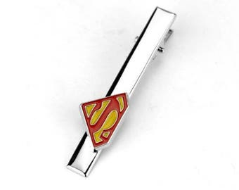 Superman Tie Clip -B7
