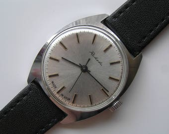 Vintage RUSSIAN WATCH RAKETA ussr