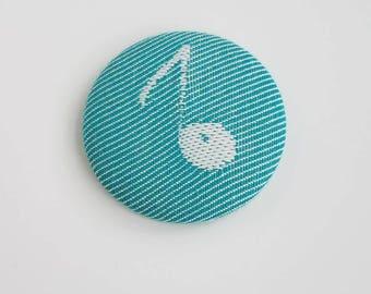 Wrap Scrap Magnet - Wrap Scrap - Babywearing - Magnet - BabyMonkey - Symphony - Music Note