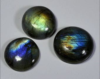 Beautiful labradorite with multiple reflections