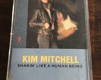 Kim Mitchell Shakin Like A Human Being Cassette