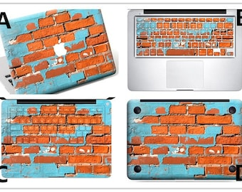 Art Brick Wall Decals Macbook Stickers Macbook Keyboard Cover Macbook Decal  Stickers Macbook Keyboard Decal Macbook Part 45
