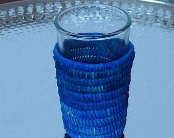 Oriental glasses glass Glasses tea Arabian decoration mint Peppermint Morocco with basket