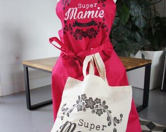 Gift box celebrating grandmothers