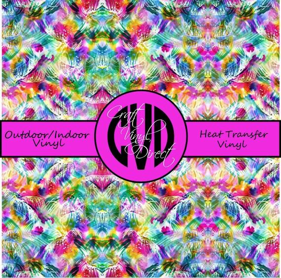 Beautiful Patterned Vinyl // Patterned / Printed Vinyl // Outdoor and Heat Transfer Vinyl // Pattern 318