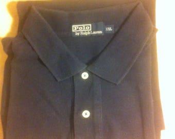 POLO Ralph Lauren-shirt, XXL, darkblu
