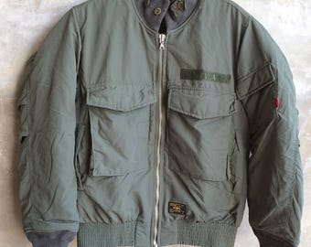 WTAPS Spring Summer EX32 Collection Bomber Jacket Size 1