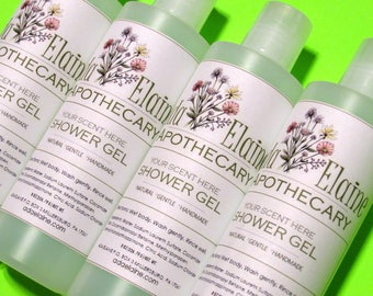 Honey Almond Shower Gel | Body Wash | Vegan
