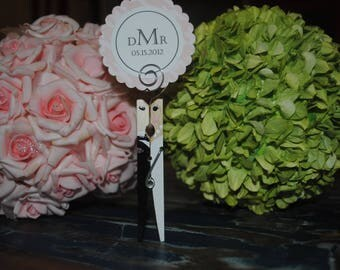 Wedding Favors / Wedding Favor / Engagement Party Favors/Country Wedding Party Reception / Bridal Shower