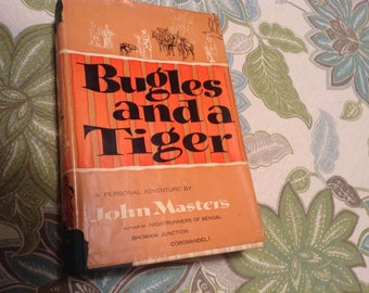 Bugles and a Tiger. 1057 Edition.