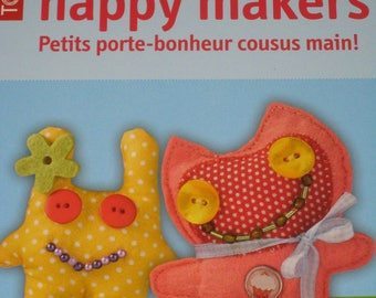 Happy makers sewing book