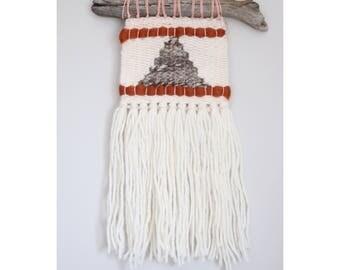 Mini Weaving/Woven Wall Hanging