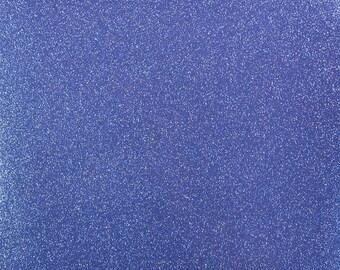 "143 Light Blue 12""x 12""  StyleTech 2000 Ultra Metallic Glitter Adhesive Indoor / Outdoor Vinyl - Similar to Oracal 651"