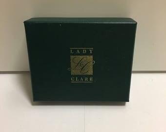 Lady Clare Coaster Set of Four Season Themed