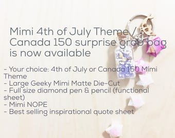 LIMITED Quantity Mimi Surprise Grab Bag Celebrating 4th of July & Canada 150