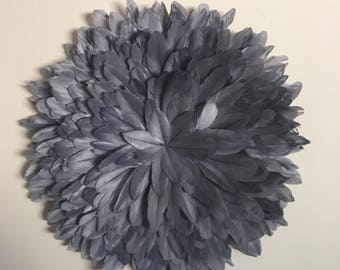 Juju Hat Style Wall Hanging - Goose Grey **PRE-ORDER**
