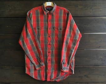 Vintage 90's Polo Sport Flannel