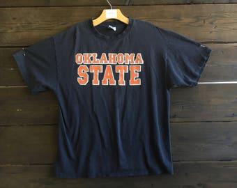Vintage 90's Oklahoma State Tee