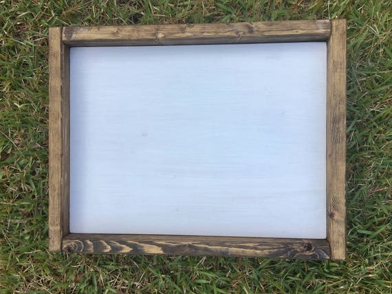 Blank Frame Wood Sign Farmhouse Frame Diy Wooden Sign