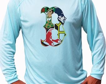 Boston Fan Sport Teams Red Sox Bruins Celtics Patriots Vinyl