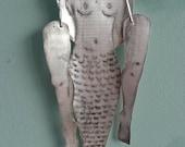 Mermaid with legs