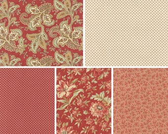 Larkspur 3 Sisters by Moda Fat Quarter Bundle (5)