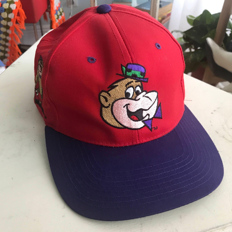 Vintage rare deadstock Magilla gorilla snapback hat ... 94fdcc0d177d