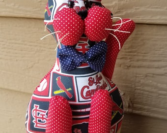 St. Louis Cardinals Cat